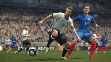 Pro Evolution Soccer 17 captura de pantalla