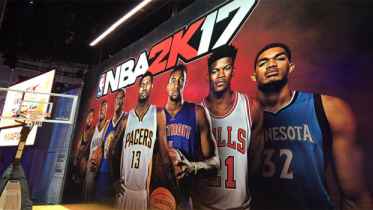 NBA 2K17 captura de pantalla