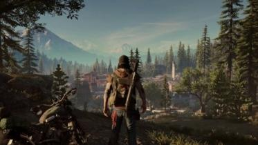 Days Gone captura de pantalla