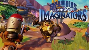 Skylanders Imaginators captura de pantalla