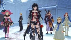 TALES OF BERSERIA captura de pantalla