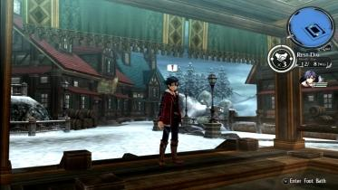 The Legend of Heroes: Trails of Cold Steel II captura de pantalla