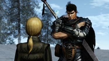 Berserk and the Band of the Hawk captura de pantalla