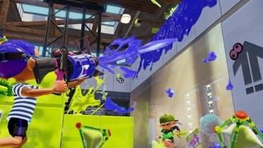 Splatoon 2 captura de pantalla
