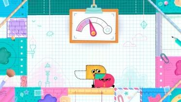 Snipperclips captura de pantalla