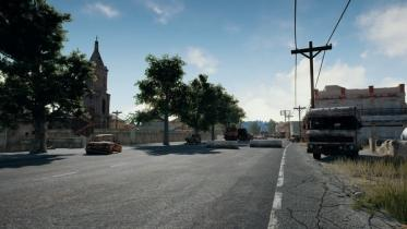 PLAYERUNKNOWN'S BATTLEGROUNDS captura de pantalla