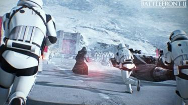 Star Wars Battlefront 2 captura de pantalla