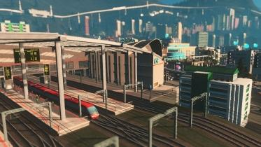 Cities: Skylines - Mass Transit captura de pantalla