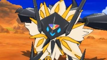 Pokémon Ultra Sun captura de pantalla