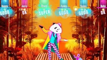 Just Dance 2018 captura de pantalla