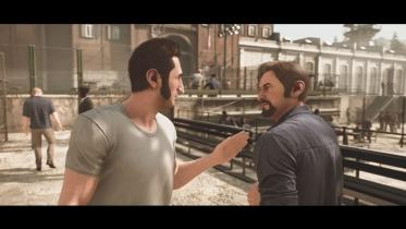 A Way Out captura de pantalla