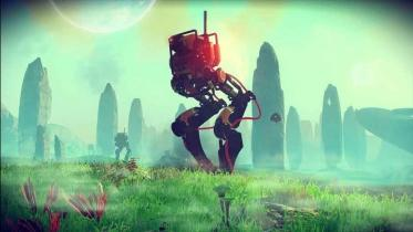 No Man's Sky captura de pantalla