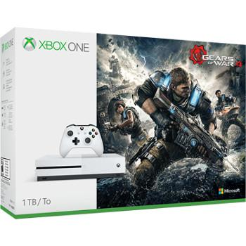 Xbox One S - Gears of War 4 - 1 Tb